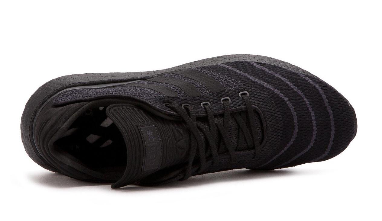 online store 30cb1 a39d4 ... adidas sneaker Busenitz Pure Boost men black ...