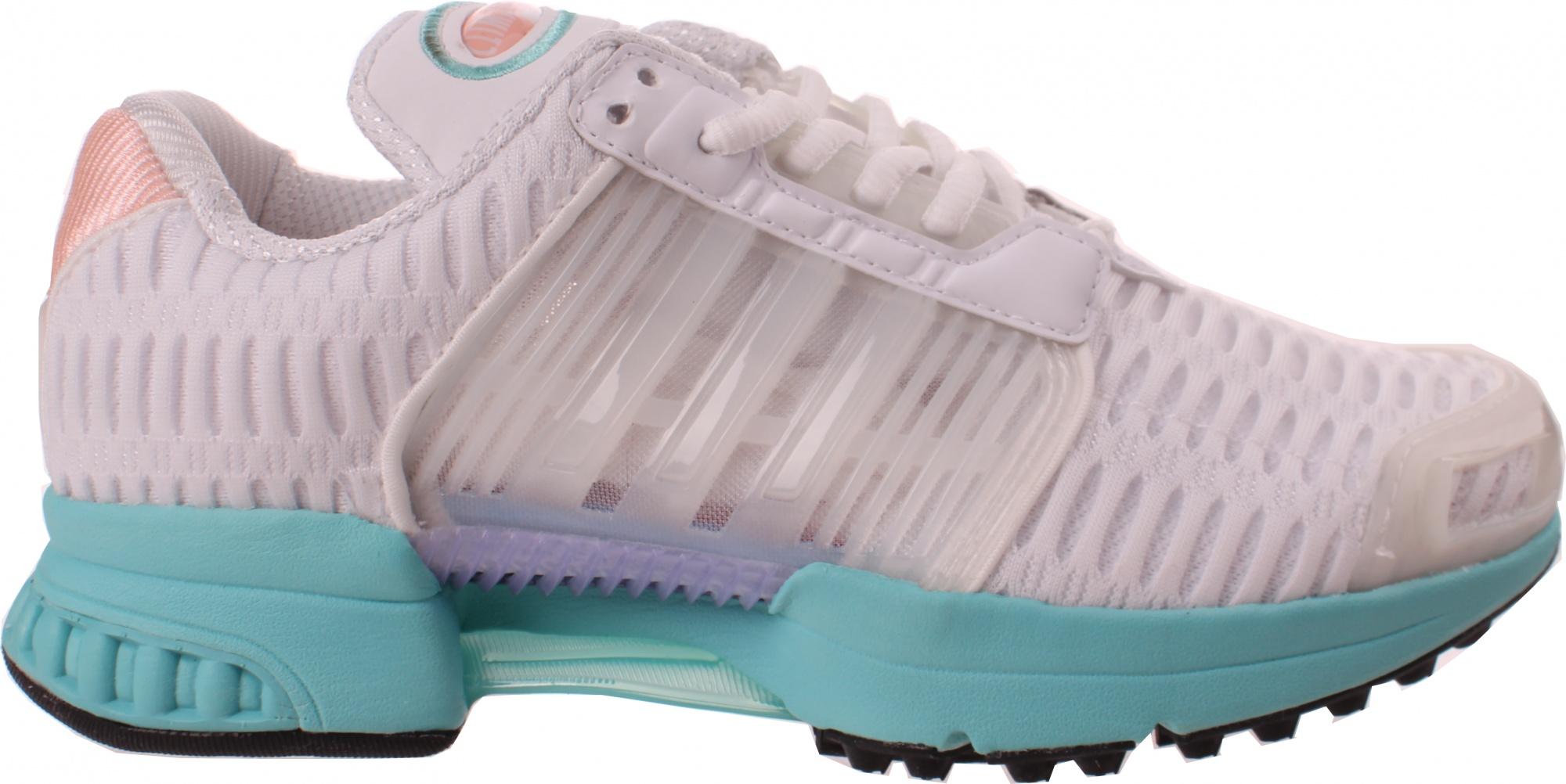 brand new 5a539 76b05 Opruiming adidas sneakers Climacool dames witgroen. Vergroten