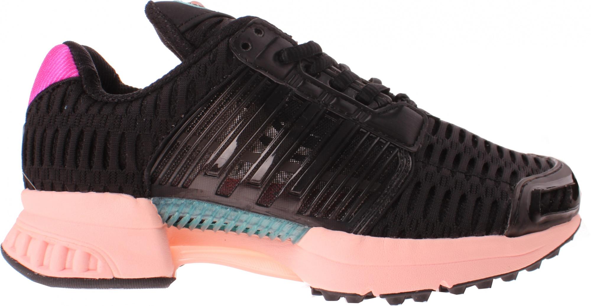 online retailer f9045 c5634 Opruiming adidas sneakers Climacool dames zwartroze. Vergroten