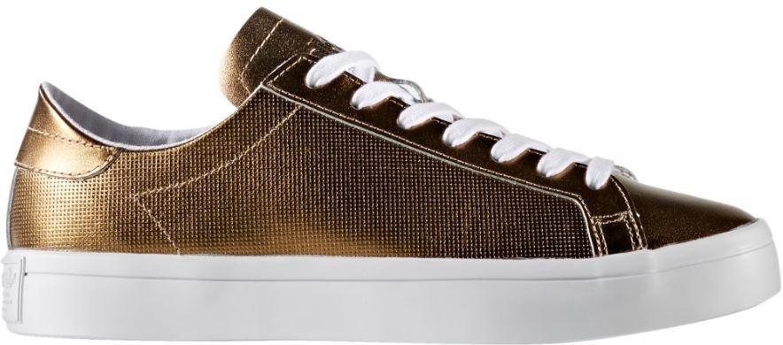 adidas sneakers dames goud