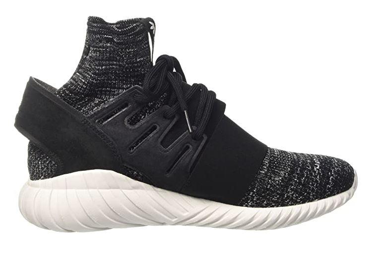 adidas sneakers Tubular Doom heren zwart Internet