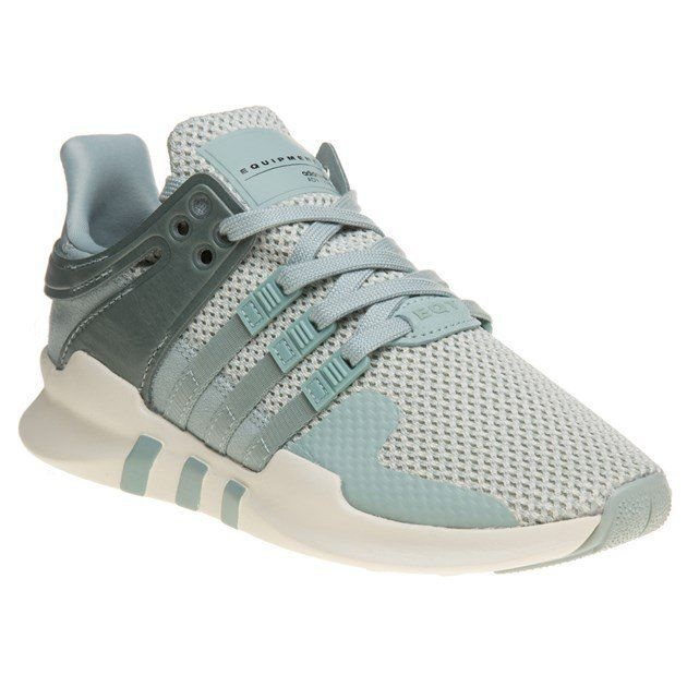 another chance c8716 cc409 adidas sneakers EQT Support ADV dames groenwit ...