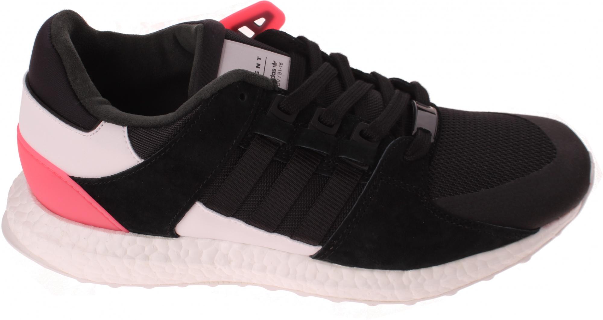 adidas sneakers EQT Support Ultra heren zwart Internet