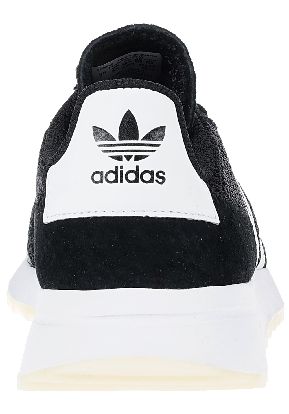 6ad0254623f adidas sneakers Flashback dames zwart/wit - Internet-Sport&Casuals