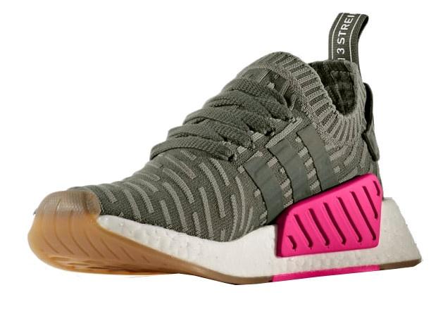 adidas sneakers NMD R2 Primeknit ladies green Internet