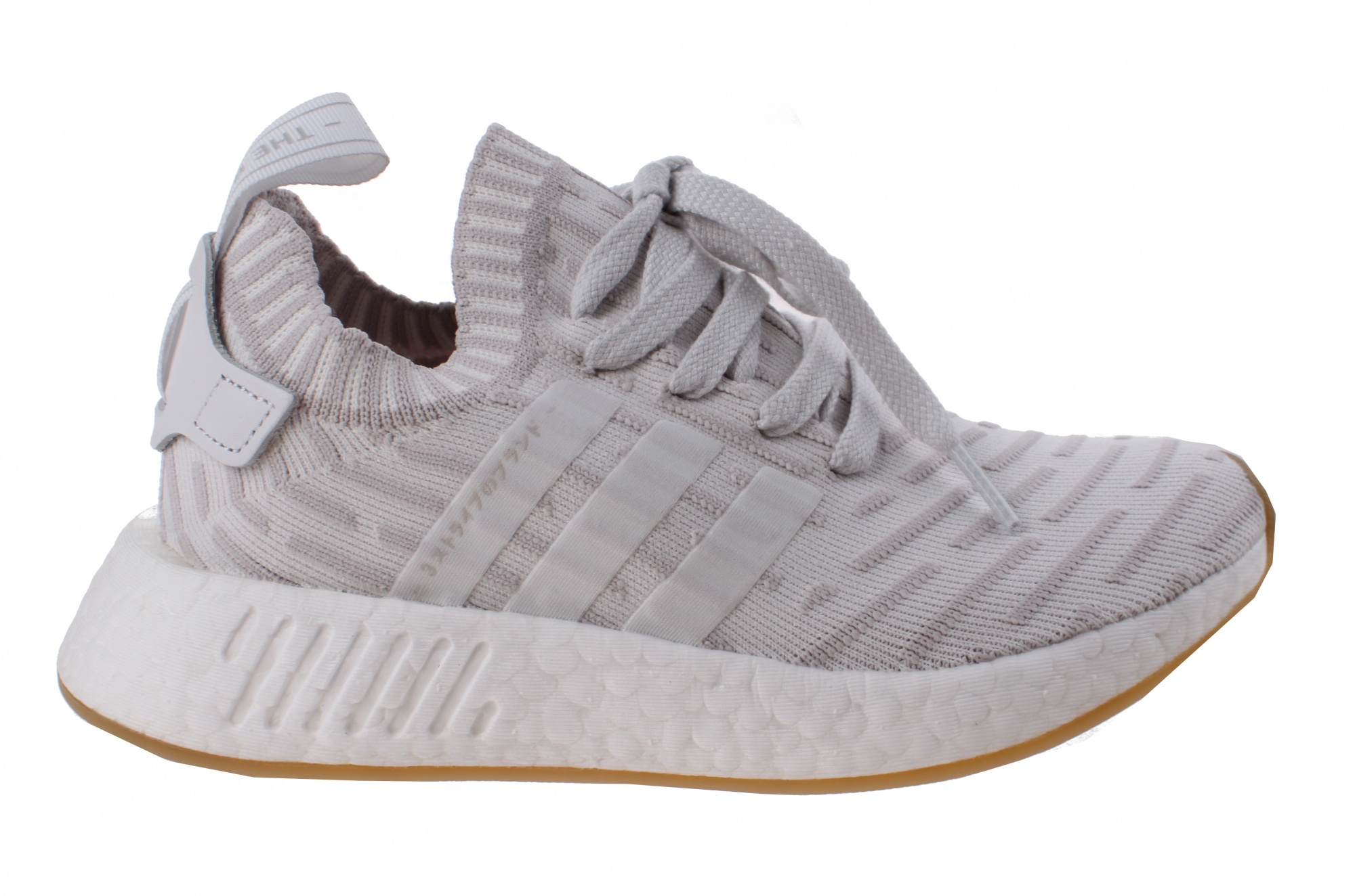 sale retailer 831e8 b7268 adidas sneakers NMD R2 Primeknit ladies gray - Internet ...