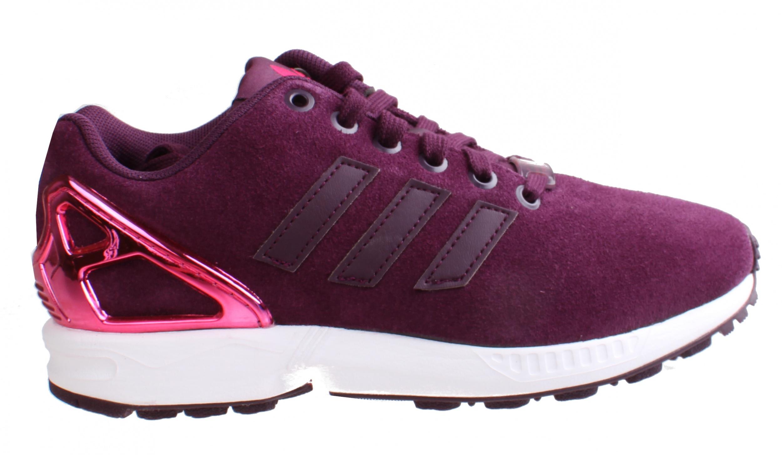 Sneakers Zx Paars Flux Sport Adidas amp;casuals Dames Originals Internet UTEXqd