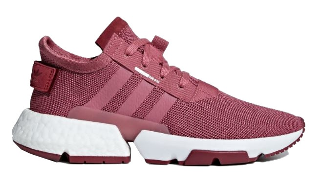 sneakers Pod-S3.1 dames rood