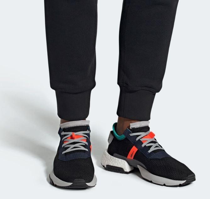 adidas sneakers Pod S3.1men black Internet Sport&Casuals