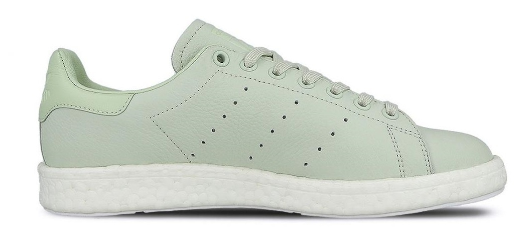 lowest price 575d0 9fcd9 adidas sneakers Stan Smith Boost men light green - Internet ...