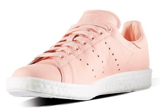 more photos 0f04e 0fda9 ... adidas sneakers Stan Smith Boost salmon pink