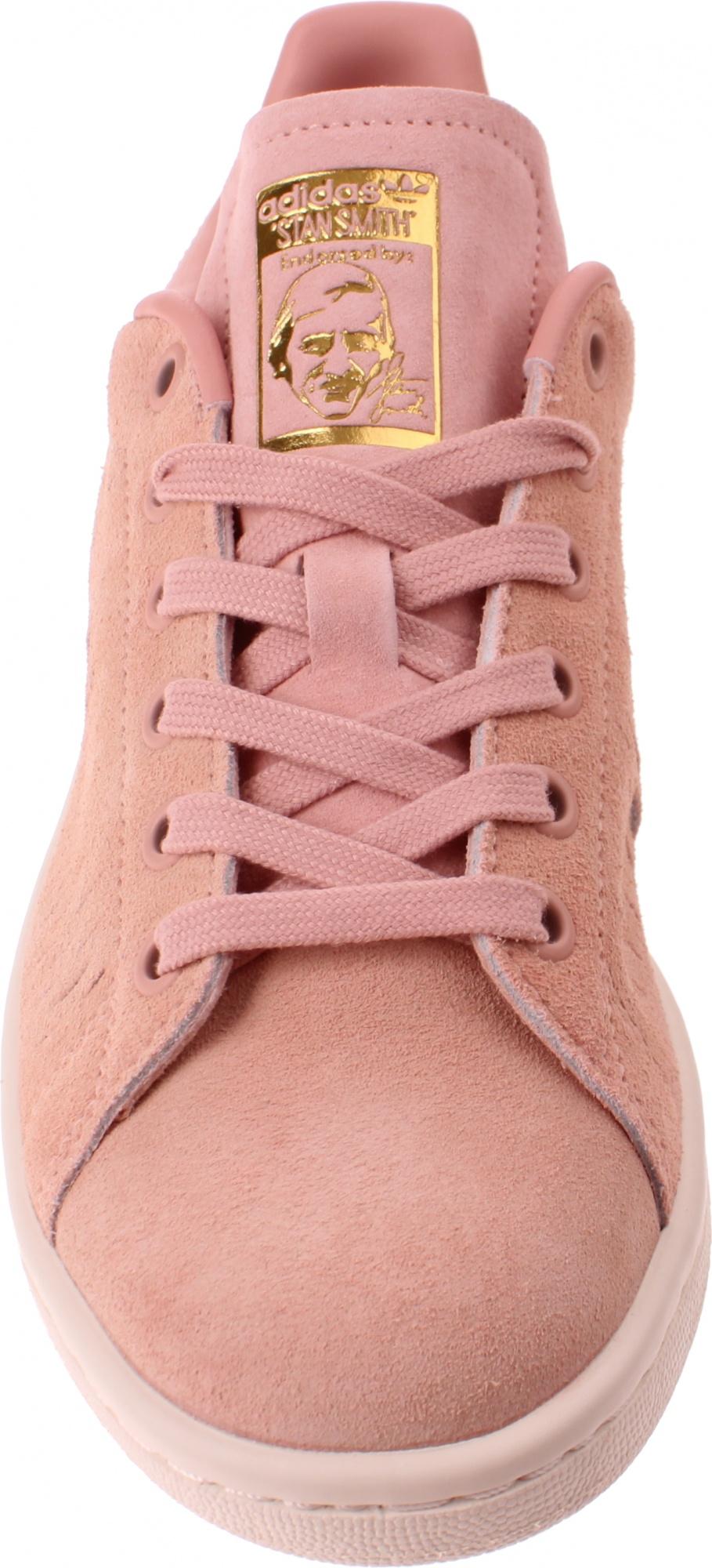 adidas stan smith zalm roze