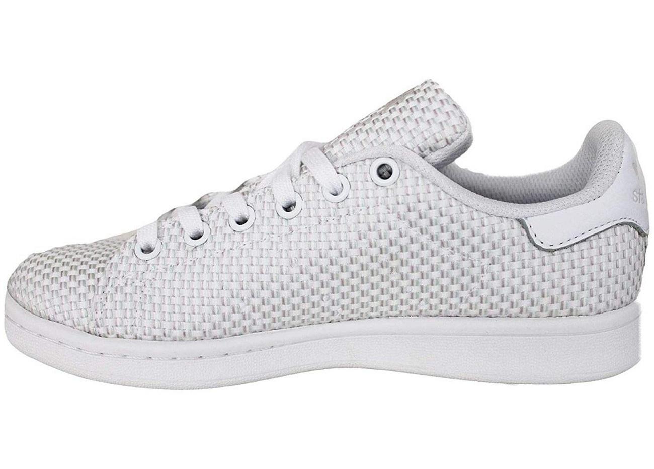 adidas sneakers Stan Smith Weave ladies white Internet