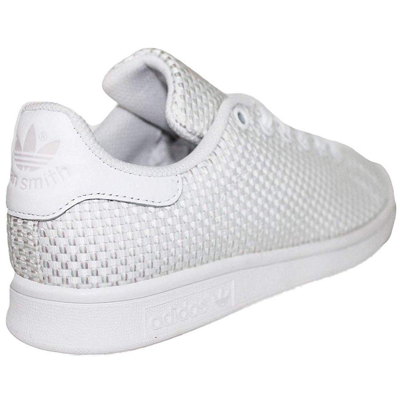 adidas sneakers Stan Smith Weave ladies white - Internet ...