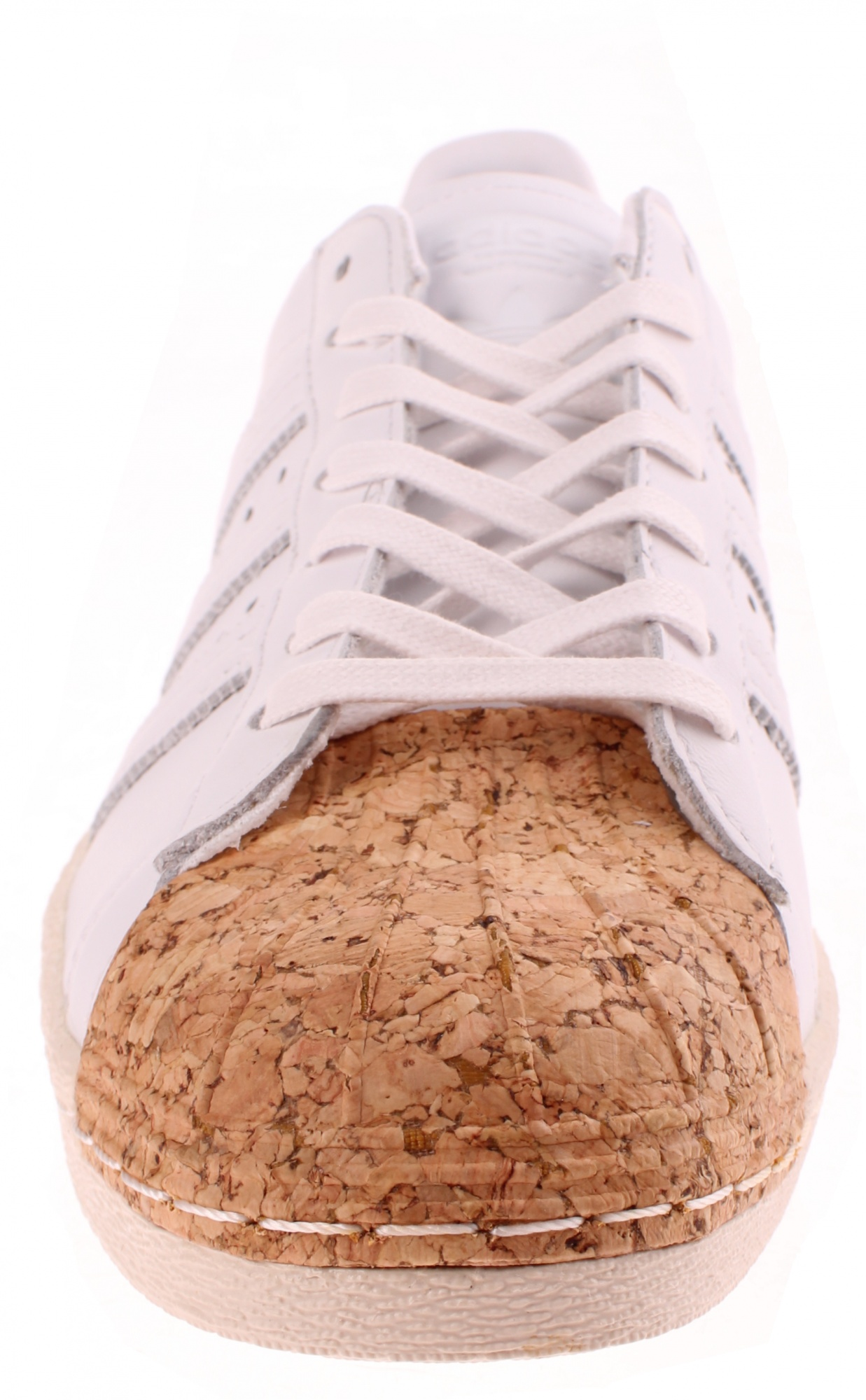 adidas sneakers Superstar 80's Cork dames wit Internet