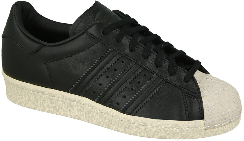 sneakers Superstar 80's Cork dames zwart