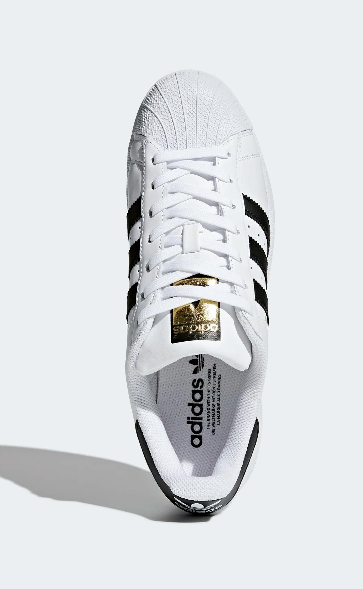 adidas sneakers Superstar 80s unisex witzwart Internet