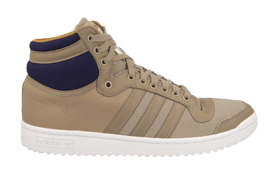 adidas sneakers heren bruin