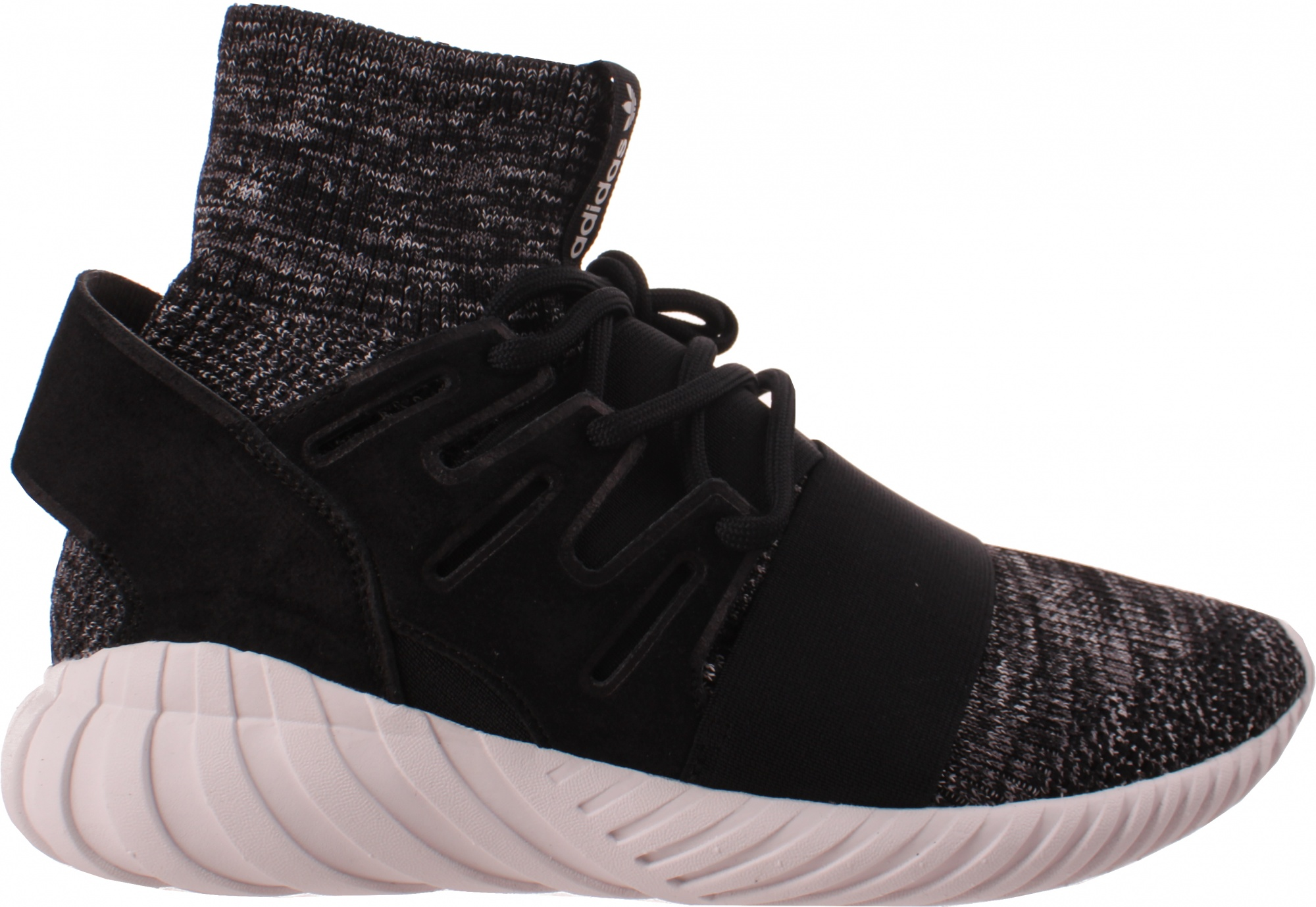 best website 6a014 30534 Opruiming adidas sneakers Tubular Doom PK heren zwart. Vergroten