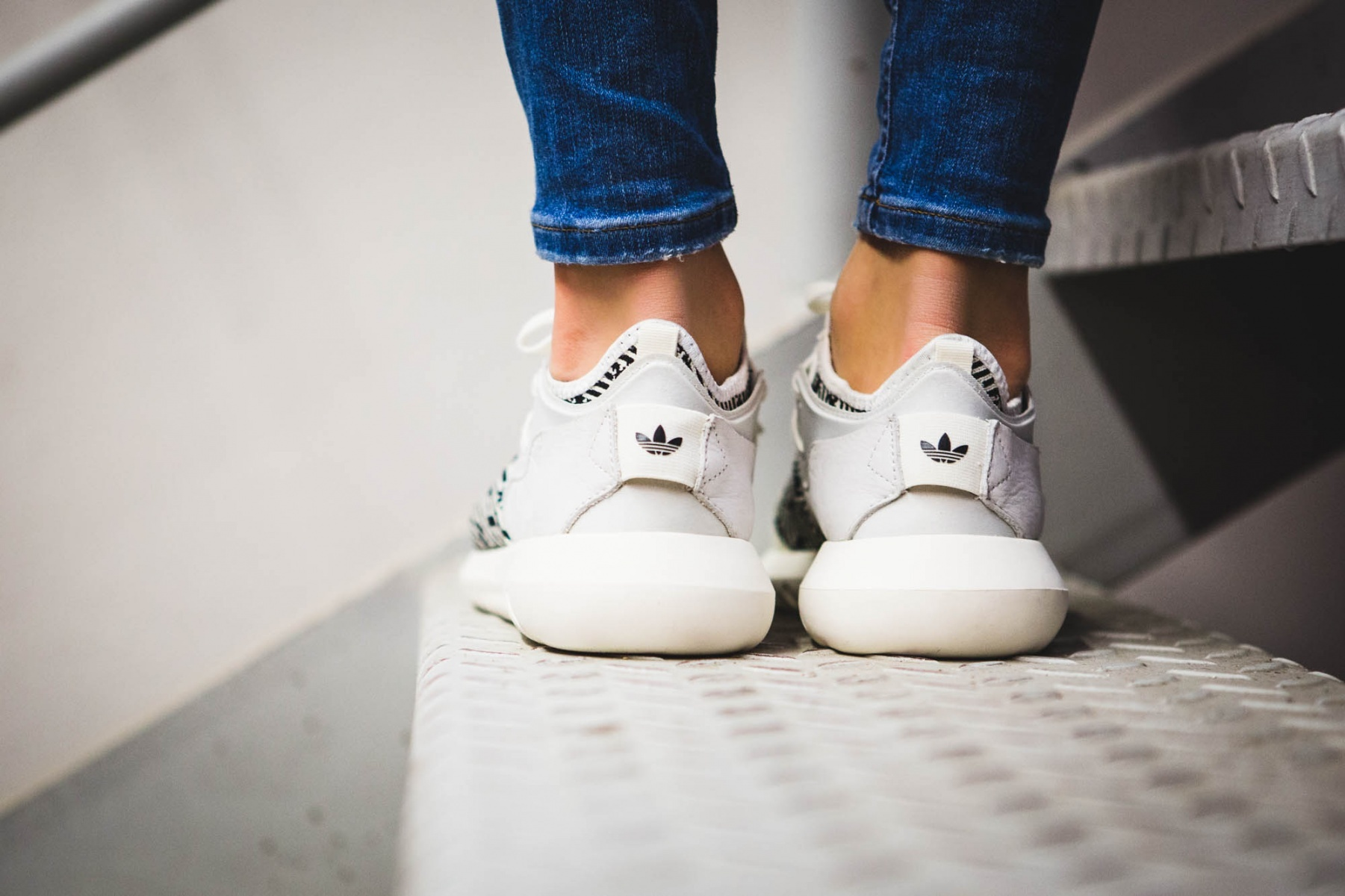 adidas sneakers Tubular Entrap PK W white black Internet