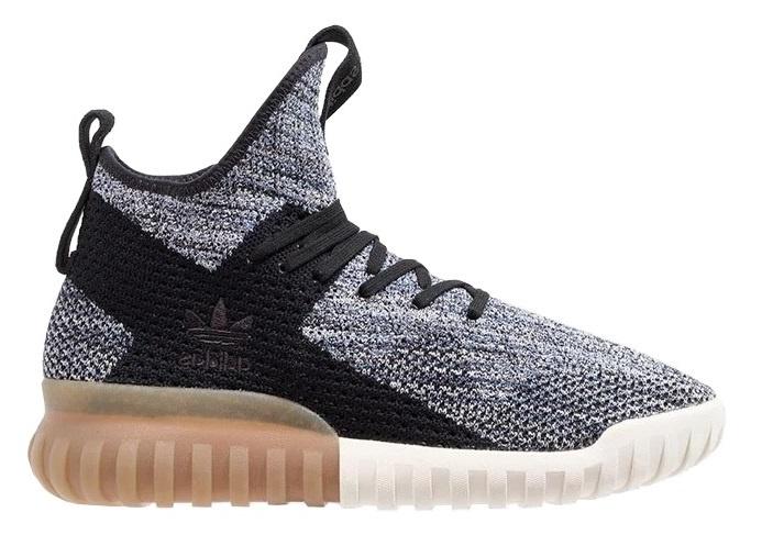 newest 439dc e34c7 sneakers Tubular X primeknit men's grey