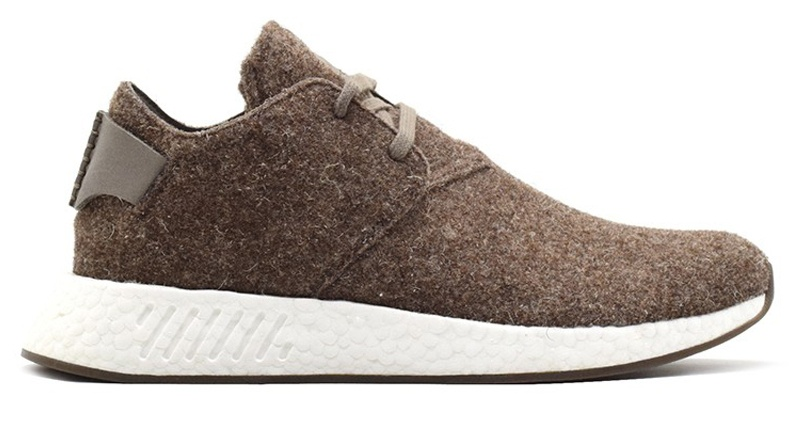 Something a little different W+H×adidas nmd c2 : Sneakers