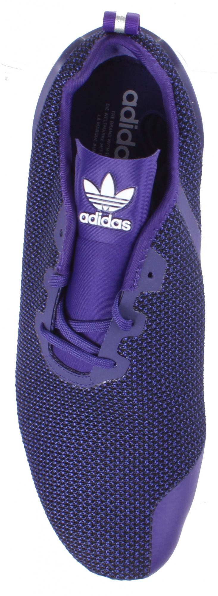 new concept e921d 52aba adidas sneakers ZX Flux ADV Asym men purple - Internet ...