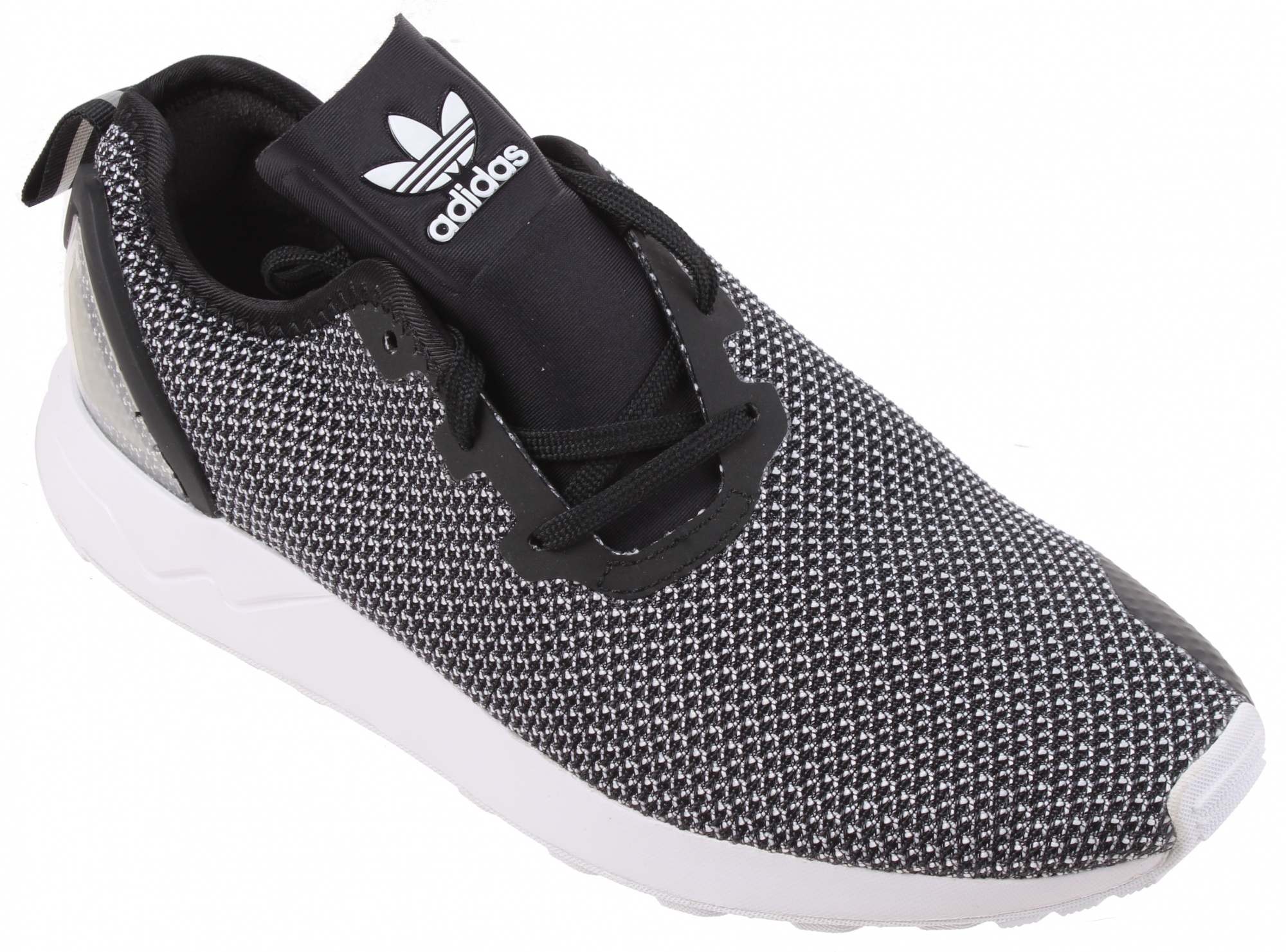 quality design 05bfc b90cc adidas sneakers ZX Flux ADV Asym men s black white