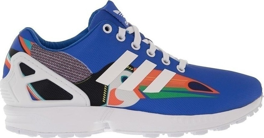 f34ea1f3a adidas Sneakers ZX Flux ladies blue - Internet-Sport Casuals