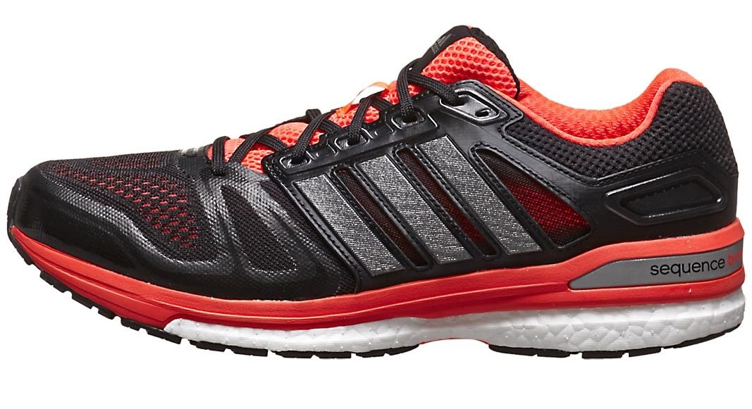 9b8a4e0e7c404 adidas Supernova SEQ 7 running shoe Men Black - Internet-Sport Casuals