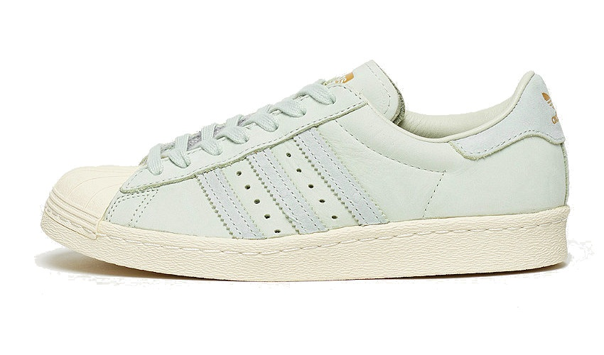 6f7c5c900f8 adidas Superstar 80s sneakers dames groen - Internet-Sport&Casuals