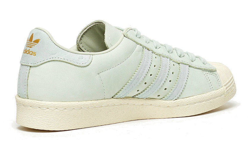 5d4744daa03 adidas Superstar 80s sneakers dames groen adidas Superstar 80s sneakers  dames groen ...