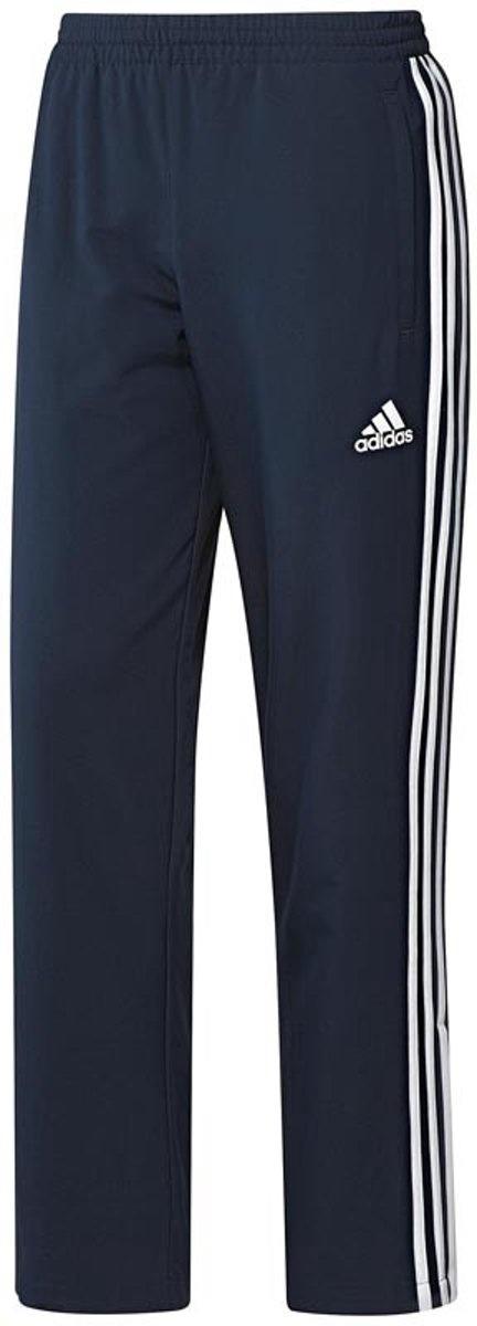 T16 sweatpants men blue / white