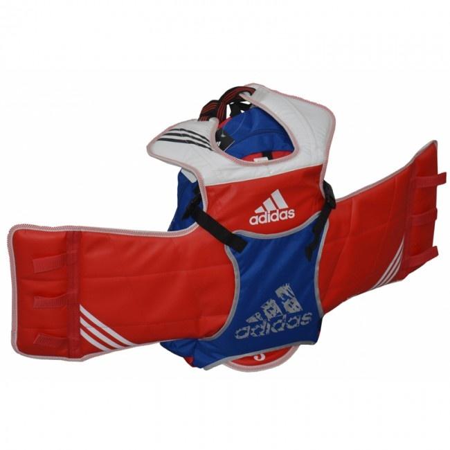af756d46e51 adidas Taekwondo rugzak unisex blauw/rood 18 liter - Internet ...