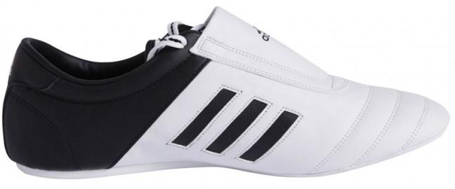 Adidas ADI Taekwondo Schuhe ADI Adidas Kick weiß   schwarz unisex Internet 7b99dd