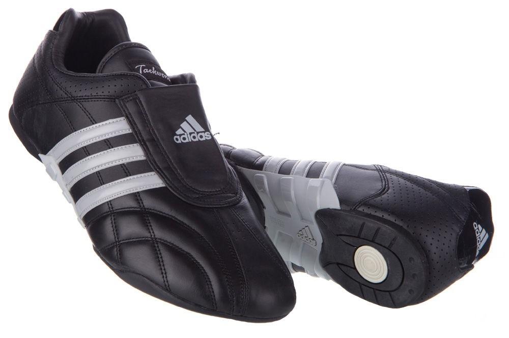big sale 88f70 2df36 ... adidas Taekwondo shoes ADI-Lux black
