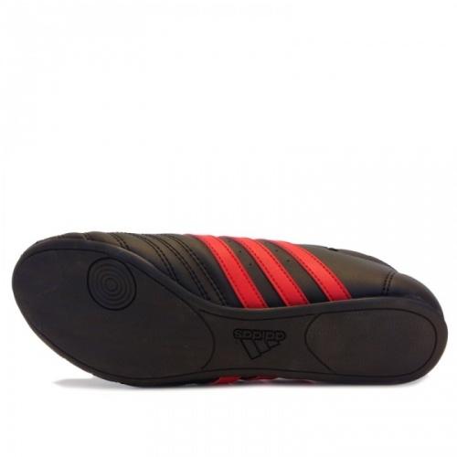 83a753bfbe92 adidas taekwondo shoes ADI-SM II black   red - Internet-Sport Casuals