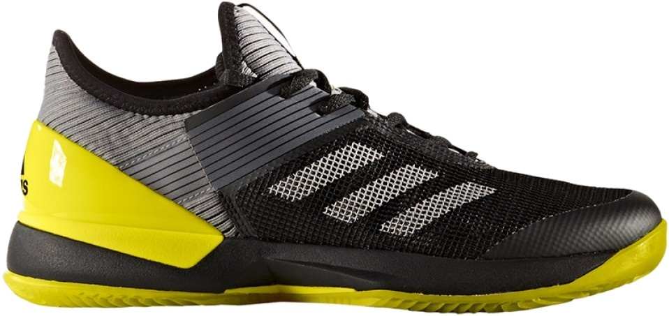 6aa6804ca81 adidas tennisschoenen Adizero Ubersonic 3 dames zwart - Internet ...