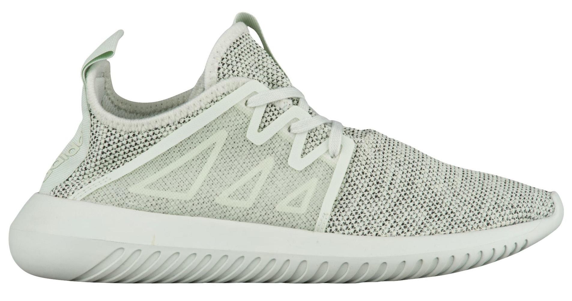 Schuhe von Adidas Tubular Shadow TWU831 Damen Im Grün Weiß