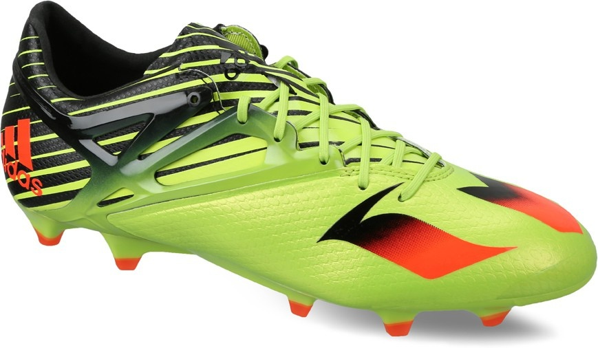 Fußball Messi 15.1 FG AG Herren grün