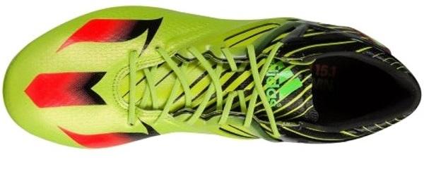 voetbalschoenen Messi 15.1 FG AG heren groen