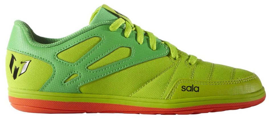 best sneakers a45d5 b32b5 soccer Messi 15.4 Street green men