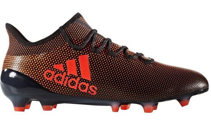 purchase cheap 84d06 8993d adidas X 17.1 FG Fußballschuhe Junior orange-schwarz. vergrößern