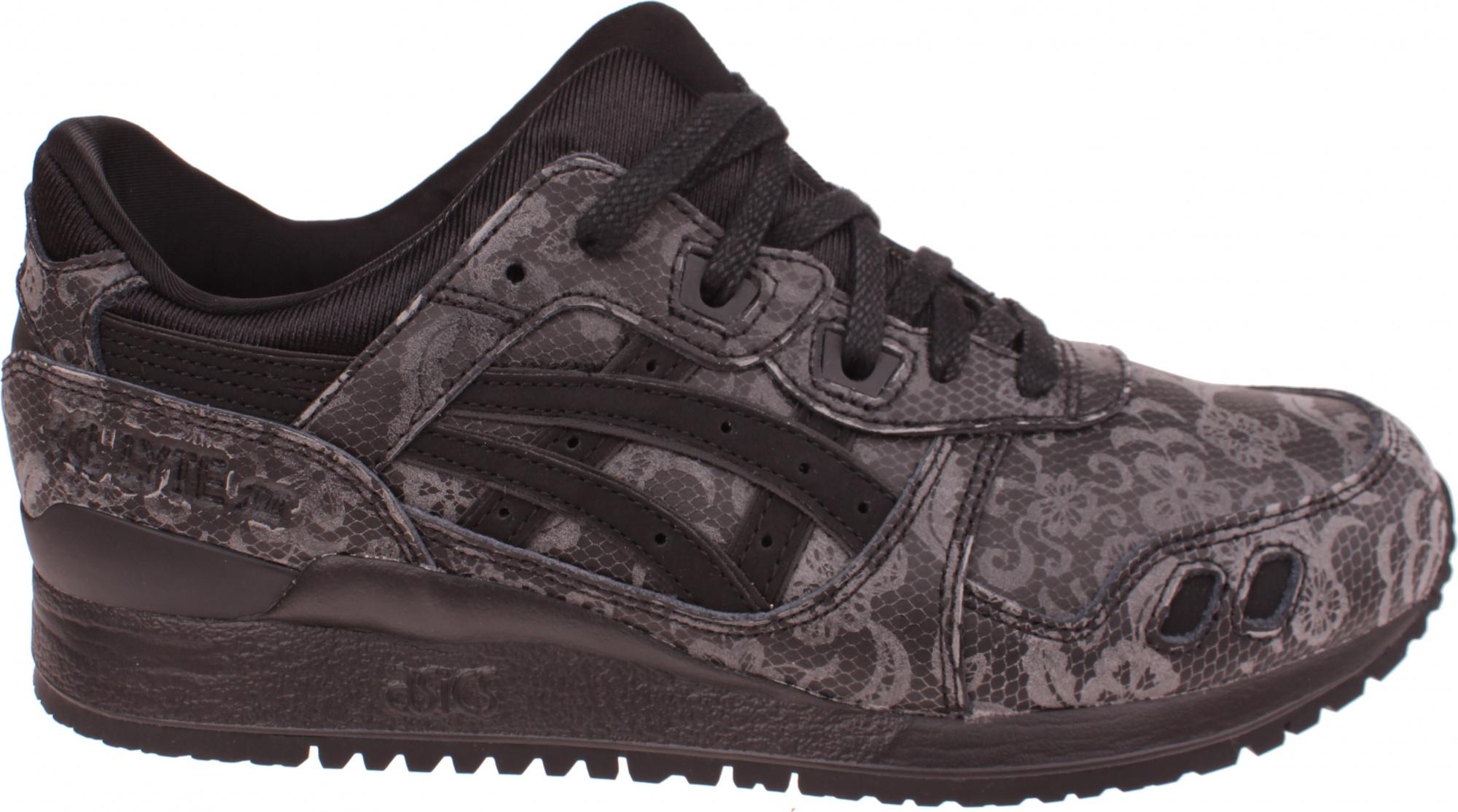 506acd21a9 ASICS sneakers Gel-Lyte III ladies black - Internet-Sport&Casuals
