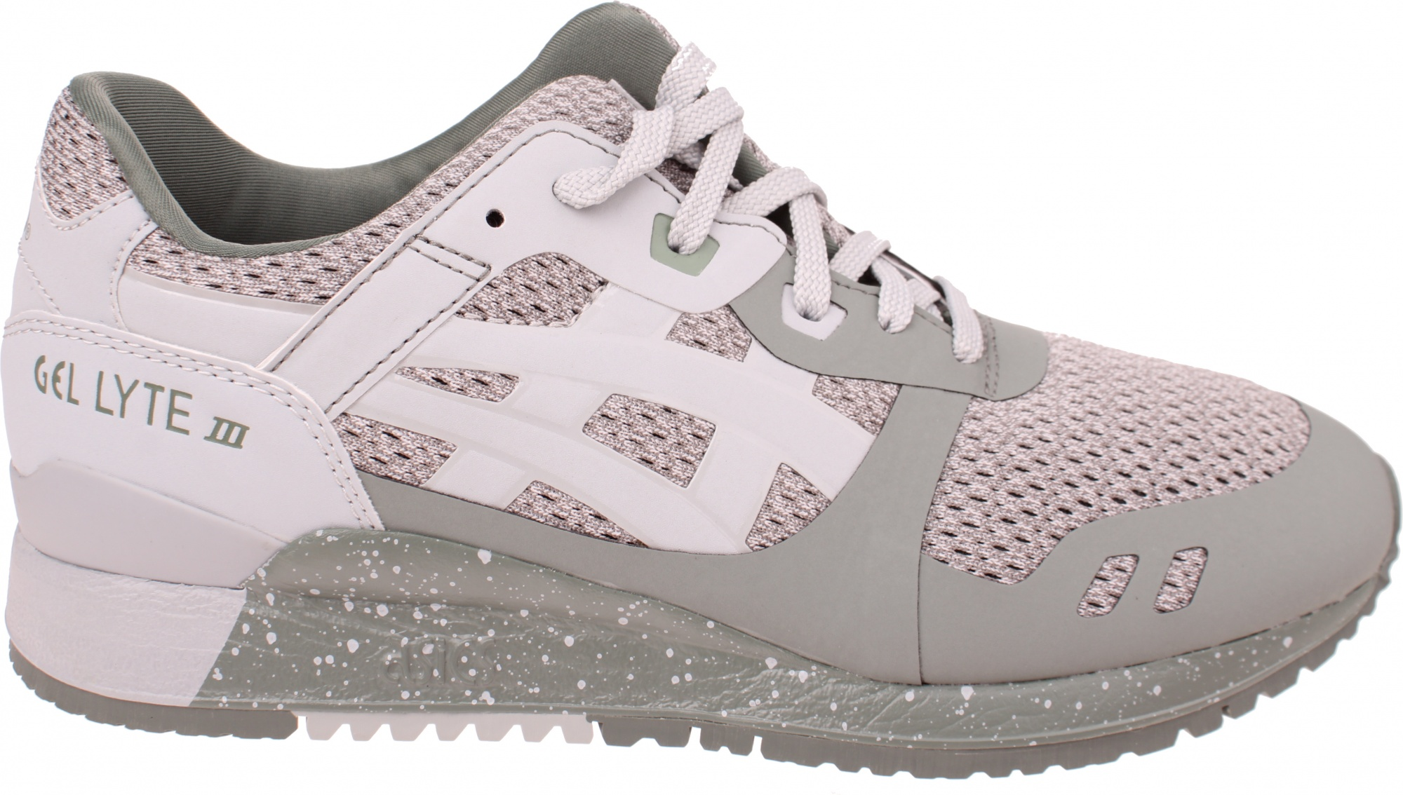 ASICS Sneakers Gel-Lyte III NS Männer grau / grün - Internet ...