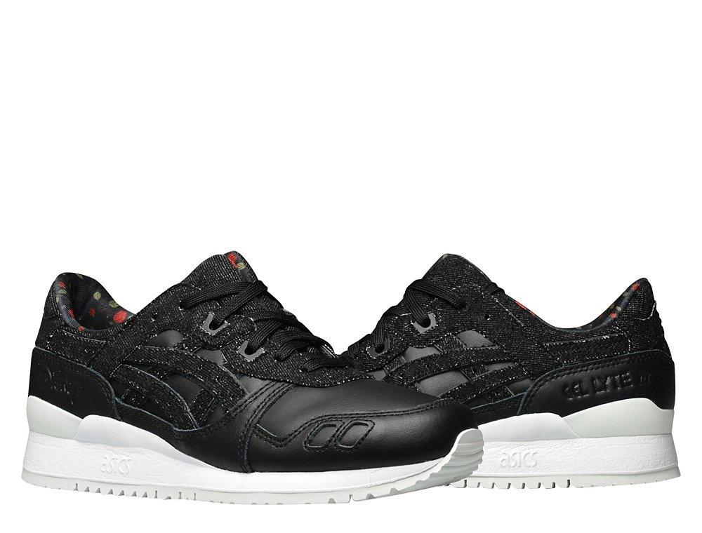 brand new 82053 10c0a ASICS sneakers Gel Lyte III ladies black Disney - Internet ...