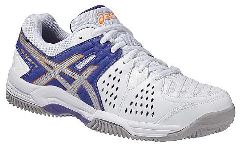 huge discount 8c51d 434d3 ASICS Tennis shoes Gel-Dedicate 4 Clay ladies white. Enlarge