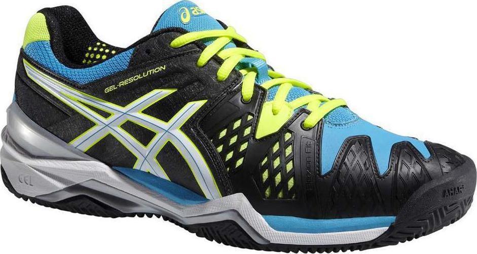 d5cd3910d ASICS Tennis shoes Gel Resolution Clay six men black - Internet ...