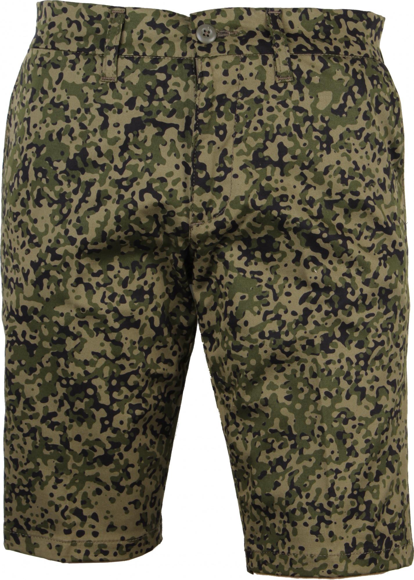 Korte Broek Camouflage Heren.Carhartt Shorts Sid Bermuda Camo Stain Groen Heren Internet
