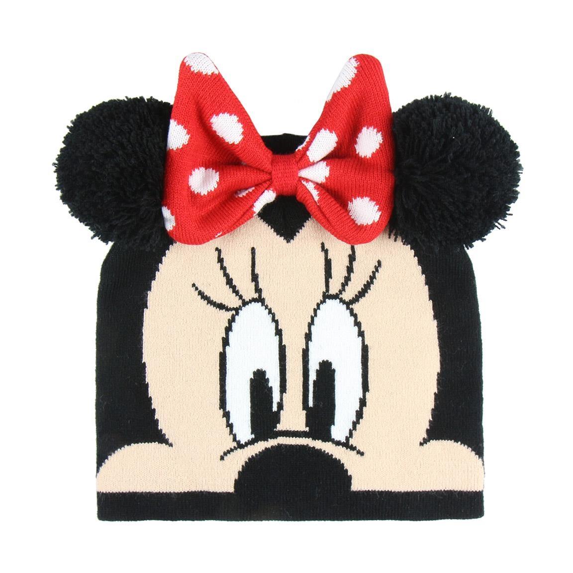 93b3babdcf0 Disney hat Minnie Mouse black girls one size - Internet-Sport Casuals